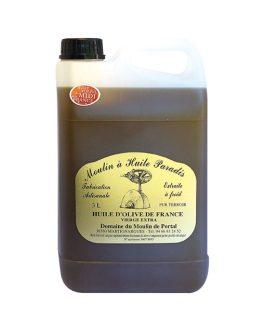 Huile d'olive – Bouteillan 3L (bidon plastique)