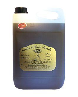 Huile d'olive – Fruité à l'ancienne 5L (bidon plastique)